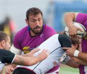 Rugby - Fiamme Oro - Petrarca Padova Roma 31-10-2015 - 4 giornata campionato Eccellenza-