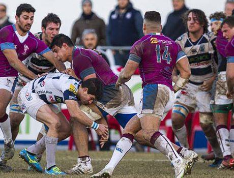 Campionato Eccellenza di rugby, 2016/2017, Stadio Quaggia di Mogliano Veneto, 21/01/2017, Mogliano Rugby Vs Fiamme Oro, Photo Alfio Guarise